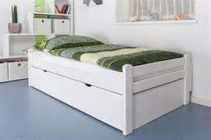 Bett 80x200 by Kinderbetten Mit Ausziehbett Preisvergleiche