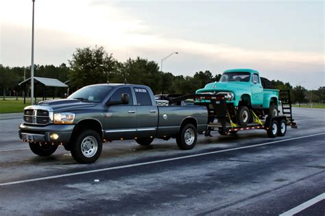 Towing Winter Garden Fl - let s see some towing pictures what have you hauled page 111 dodge cummins diesel forum