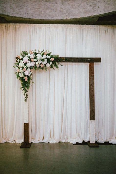 25  Best Ideas about Indoor Wedding Arches on Pinterest