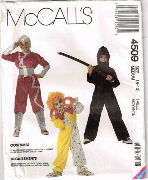 pattern for ninja costume 86 best images about children halloween costumes sewing