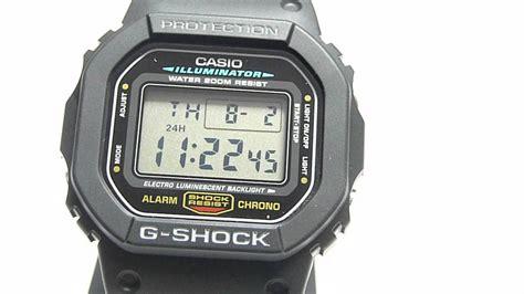 Casio Dw 5600e casio g shock dw 5600e 1v