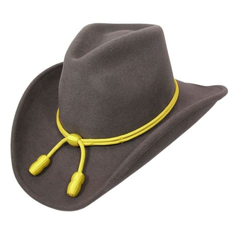 golden gate hat company civil war cavalry wool felt hat
