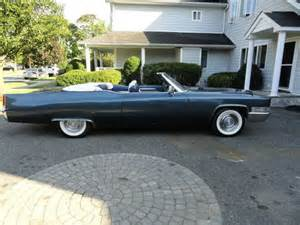 1969 Cadillac Convertible Purchase Used 1969 Cadillac Base Convertible 2