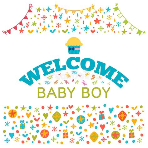 Welcoming Baby Shower by Welcome Baby Boy Baby Boy Shower Card Baby Shower
