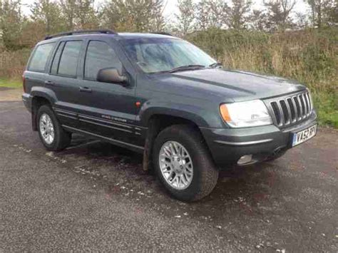 Jeep Grand History Jeep 2002 Grand 2 7crd Limited Auto Diesel
