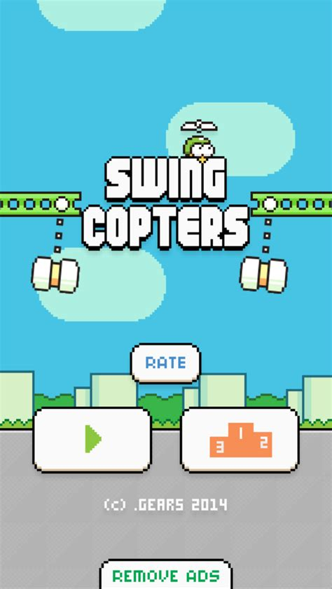 flappy bird swing copters swing copters flappy bird inventor dong nguyen has
