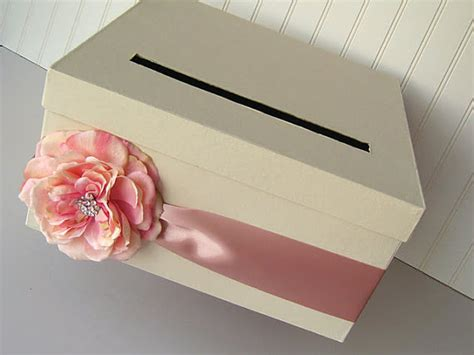 how to make your own wedding card box diy wedding card box kit to make your own wedding by