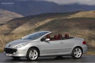 Peugeot Cabrio 307 Peugeot 307 Cc Specs 2005 2006 2007 2008 Autoevolution
