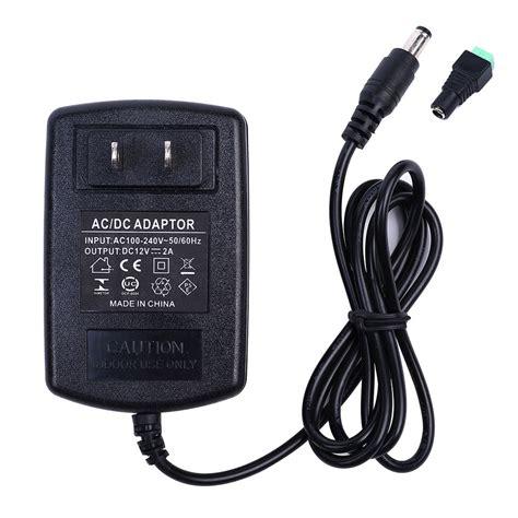 Power Aktif 12v Dc new ac 110 240v to dc 12v 2a power supply adapter transformer for led us ebay