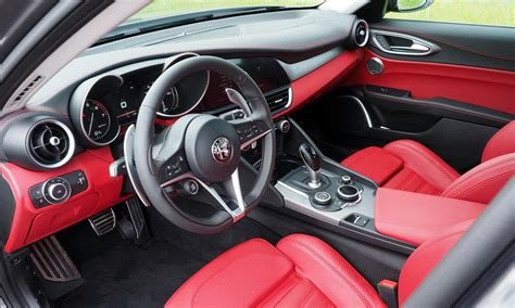 alfa romeo giulia interior 2017 alfa romeo giulia pros and cons at truedelta 2017