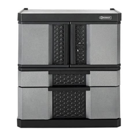 shop kobalt 30 in w x 38 in h x 20 in d steel freestanding