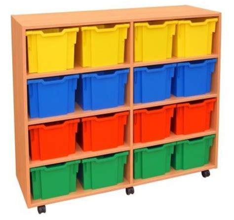 Classroom Drawers by Jumbo Tray Classroom Storage Edu Quip