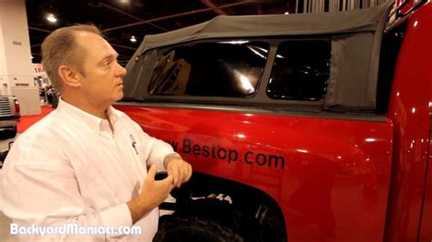 2013 F150 Bed Cover Bestop Supertop 174 Truck Fold Up Camper Shell Youtube