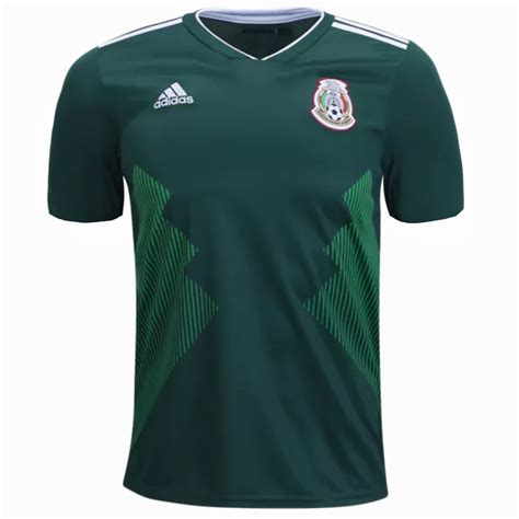 Jersey Meksiko mexico 2018 home jersey tnt soccer shop