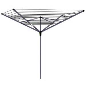 Outside Clothes Dryer Umbrella Shop Style Selections Mixed Material Umbrella Clothesline