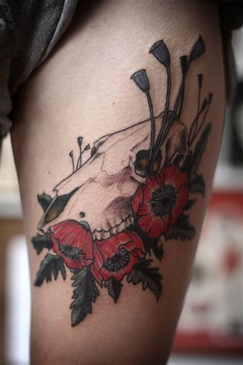 tattoo artists portland bones flowers carrier portland oregon