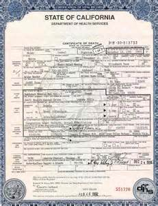 california birth certificate template vital records and other important documents in the of