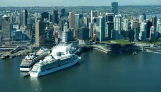 Car Rental In Vancouver Cruise Port 2014 Cruise Season Shows Continued Strength For Port Metro