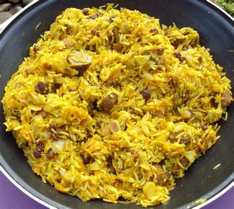 cuisine riz riz au curry comment le r 233 aliser