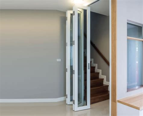 Track Doors by Folding Door Track System Cowdroy