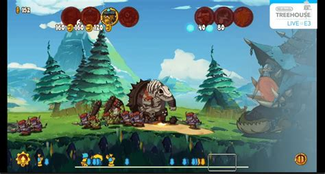 Treehouse by Demons Take The Battlefield In Swords And Soldiers 2