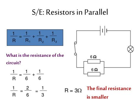 why does adding a resistor in parallel increase current does adding resistors in series increase or decrease the overall resistance of a circuit 28