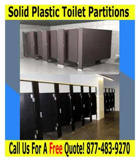 solid plastic bathroom partitions commercial bathroom partitions blog part 2