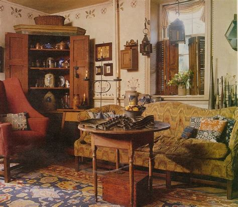 colonial interiors eye for design decorating in the primitive colonial style