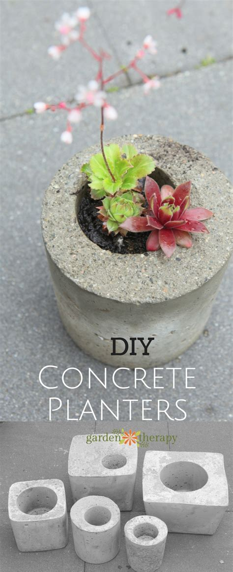 how to make concrete planters info you should know