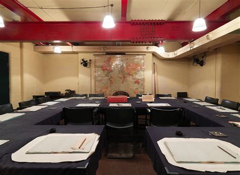 the ware rooms new book explores winston churchill s secret world war ii war rooms