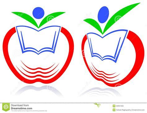 design art education kid education logo stock vector image of adorable health