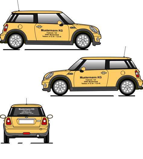 Fahrzeugbeschriftung Online by Autobeschriftung Schilder Autobeschriftung Set 1