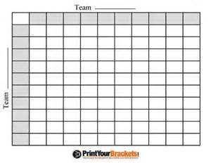 How Do Office Football Pools Work Football Squares Printable Grid Template Office Pool
