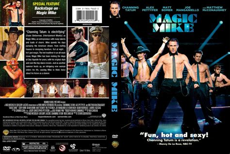 Cover Magic magic mike dvd scanned covers magic mike dvd