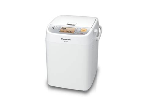 Pemanggang Roti Panasonic electronic city panasonic bread maker white sd p104wsh