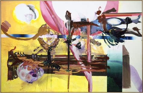 painting and drawing albert oehlen at the zabludowicz collection abstract