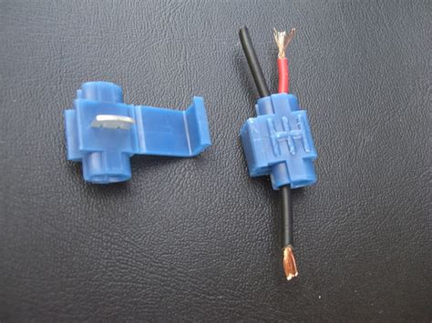 wire joining connectors 20pcs x mid way spades connector wire