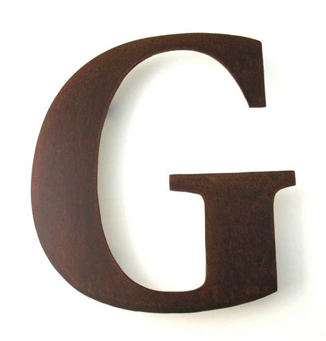 j sign letter wall decor metal letters for home styling 17 best images about metal letters symbols on pinterest