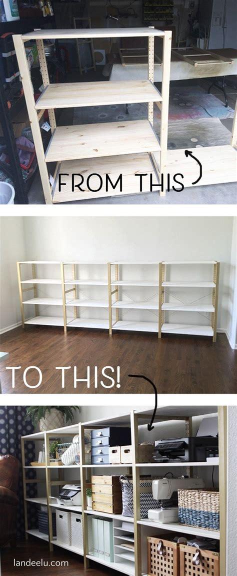ikea garage storage hacks best 25 cheap shelves ideas on pinterest shoe rack mens