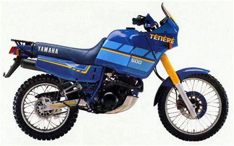 Aufkleber Yamaha Xt 600 by Aufkleber Tenere