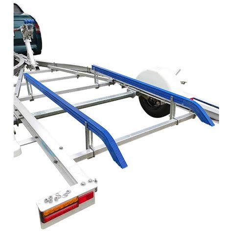 10 foot plastic boat boat trailer bunks plastic 5 foot with 45 degree angles