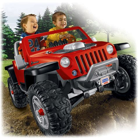 Power Wheels Jeep Hurricane 5 Best Electric Jeeps For 2014 Top List Reviews