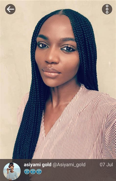 how to braid hair with middle part 27 braid and cornrow hairstyle ideas featuring african