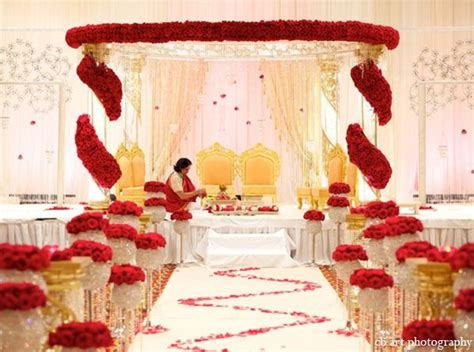 Sparkling Indian Wedding by CB Art Photography & Cinema