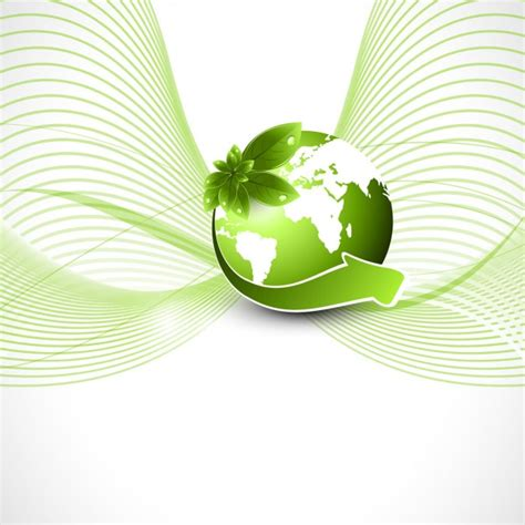 Eco Friendly Background Vector Free Download Eco Vectors Photos And Psd Files Free