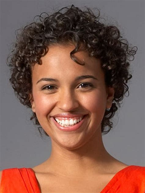 super short curly hairstyles super short haircuts for curly hair