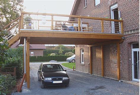 kosten carport carport mit balkon kosten das beste aus wohndesign und