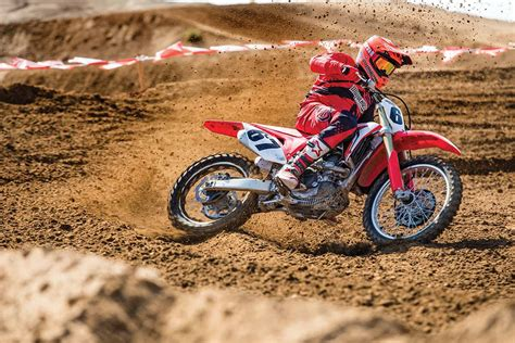 motocross races in mxa motocross race test 2018 honda crf450