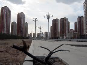 abandoned cities in china china s ghost cities in 2014 business insider