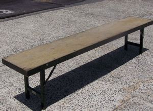 bench seat hire bench seat 2m oliver hire